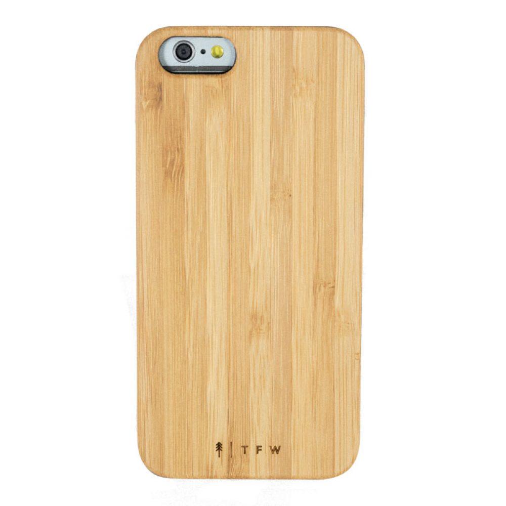 Aurico wooden flipcase