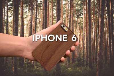 iphone 6 phone case wood