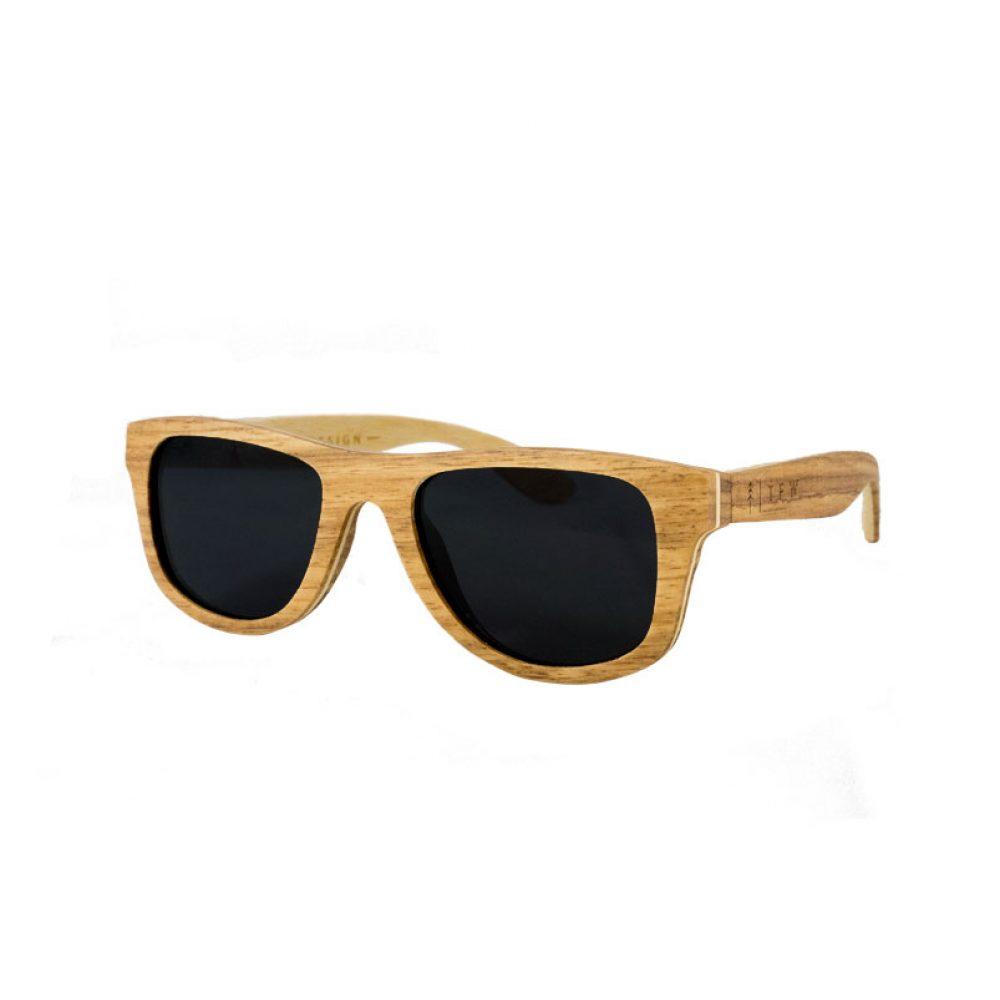 small wooden sunglasses