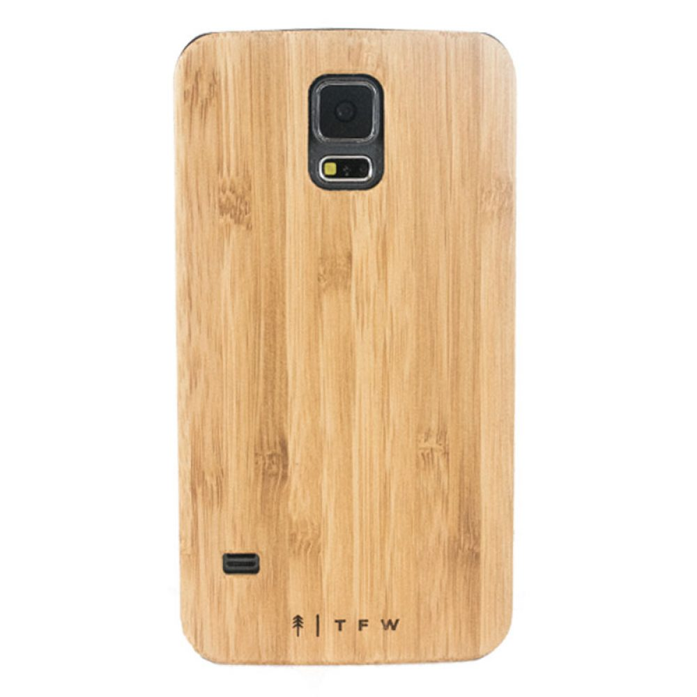 wooden case Samsung