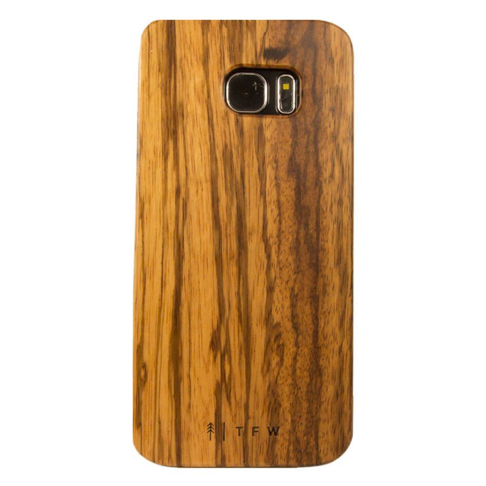Brano Samsung S7 Edge case wood