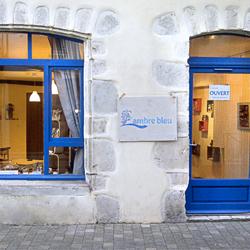 L'ambre bleu – Biarritz
