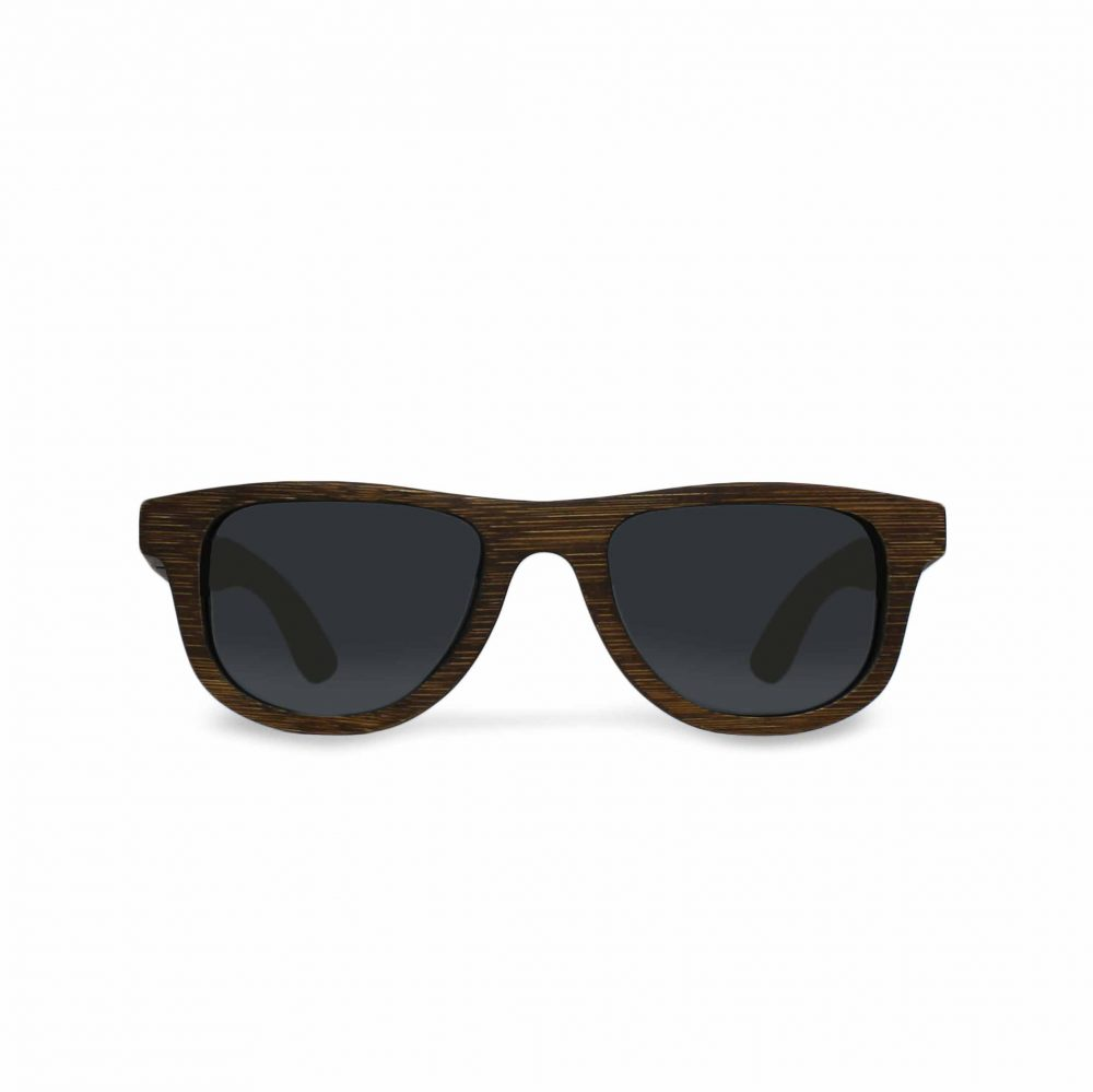 Small wooden sunglasses
