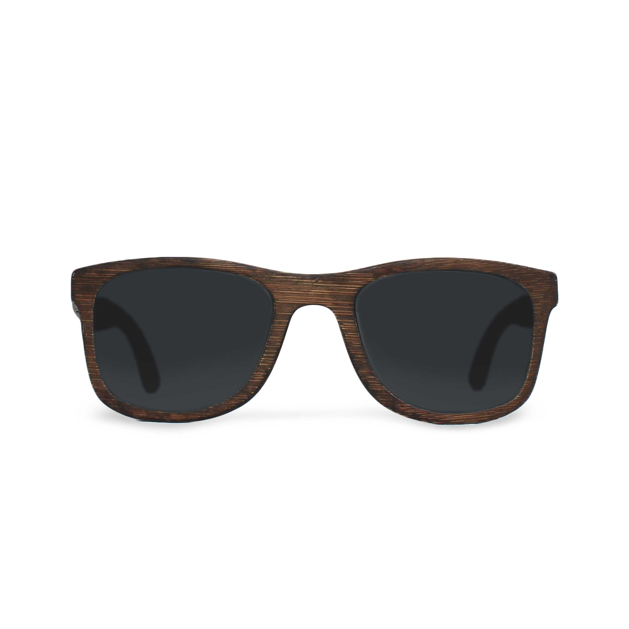 Wooden Frame Sunglasses - Murielo