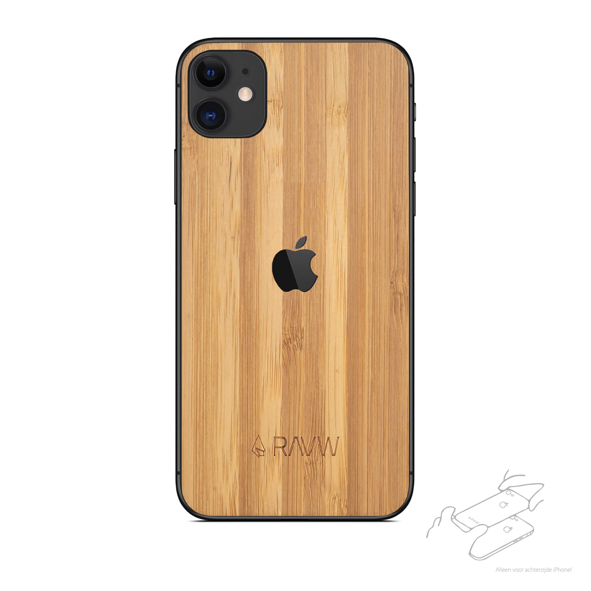 Rauw Cover - iPhone 11