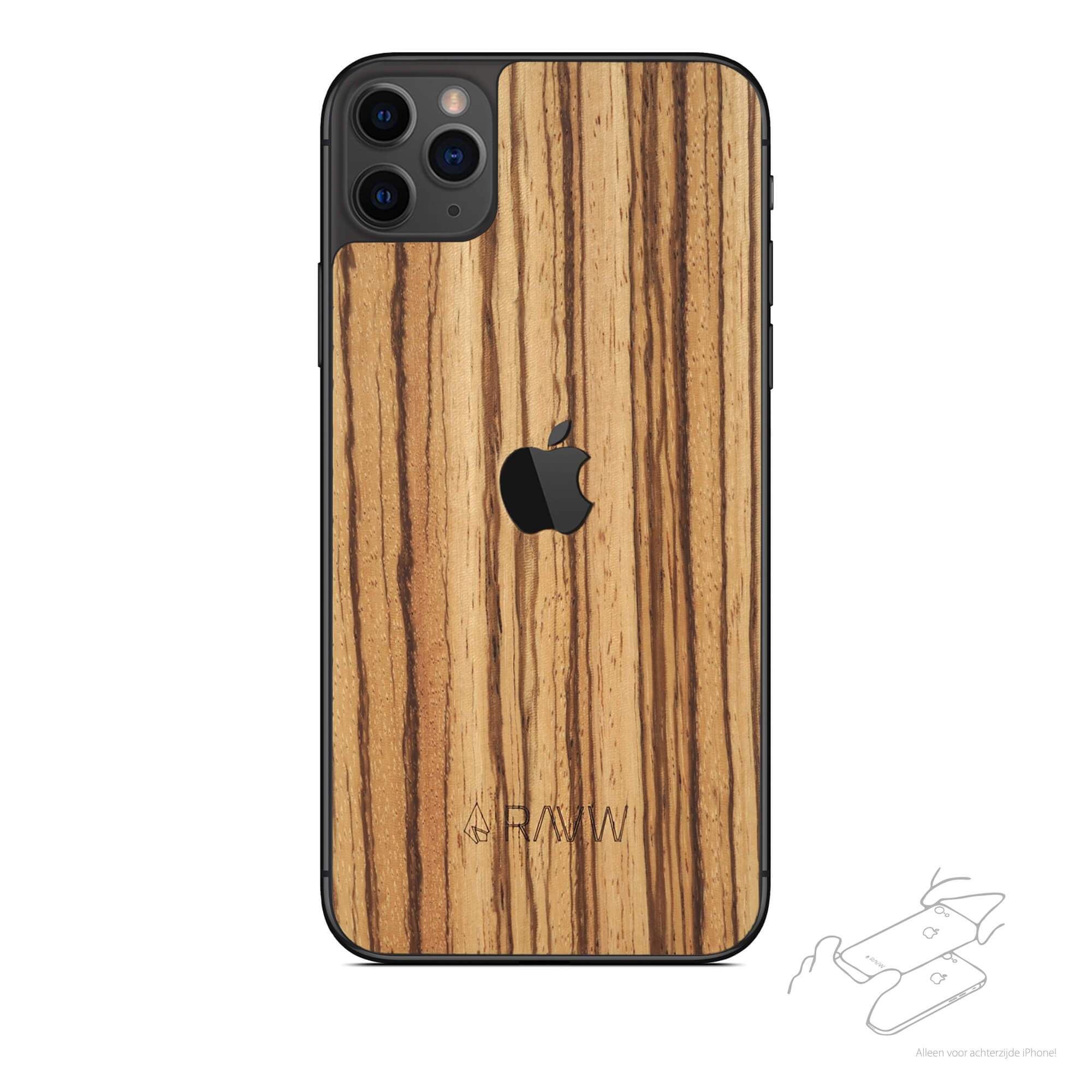 Rauw Cover - iPhone 11 Pro Max